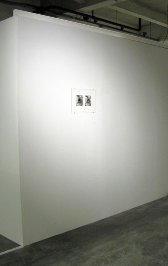 Exposition view - Unfair (Amsterdam)